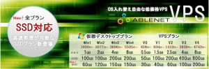 ABLENET(エイブルネット)〜MT4、FX専用VPS・評判と口コミ