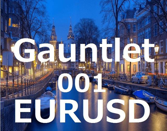 期待のスイングトレードEA!!Gauntlet001 EURUSD〜評判・検証レビュー