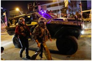 速報!駐トルコ・ロシア大使がトルコの警察官から射殺!相場が大きく変動