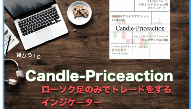 MT4プライスアクションインジケーター「Candle-Priceaction」