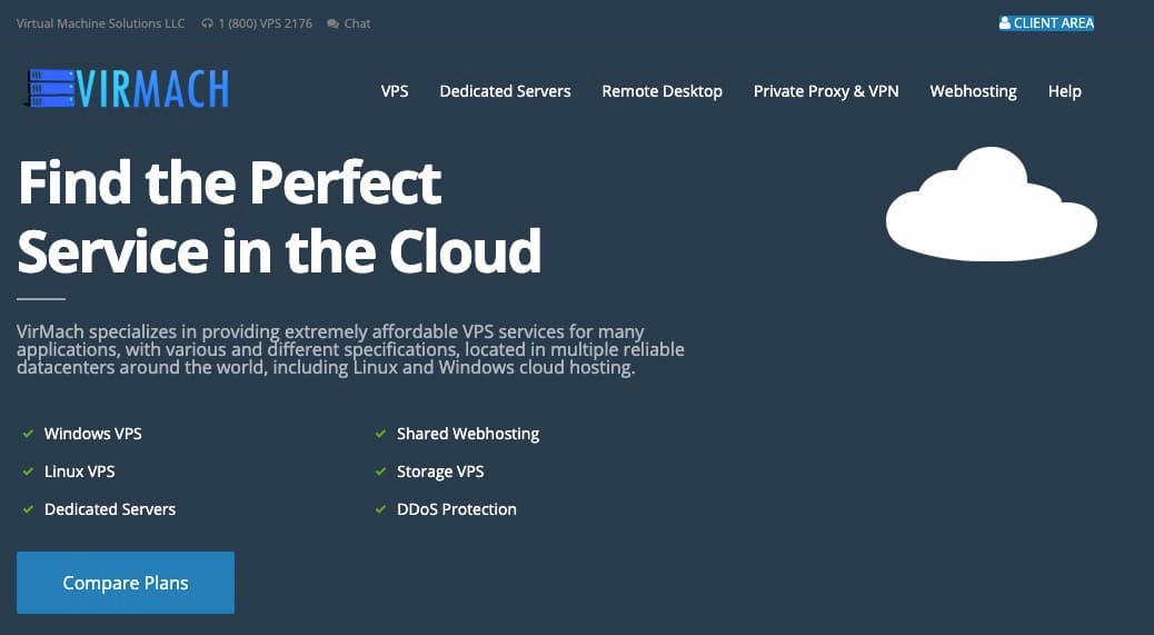 VirMach(バマーク)〜海外FX専用VPS(Windows対応)の評判の口コミ